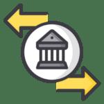 Bank Transfer Online Casinos Logo