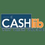 Cashlib Online Casinos Logo